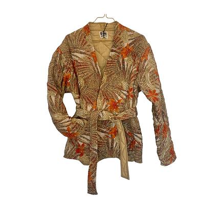 Relove & Roses quiltet jakke