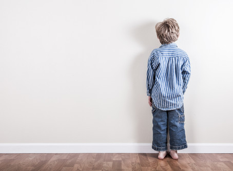 Time-out, enacted properly, is a positive strategy for child mental health