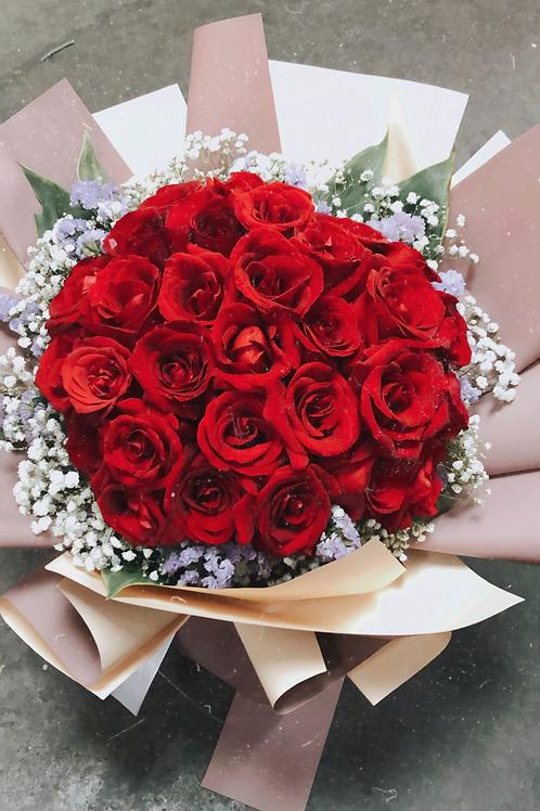 Seniority ( fresh flowers )