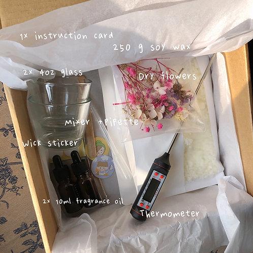 Basic candle making set