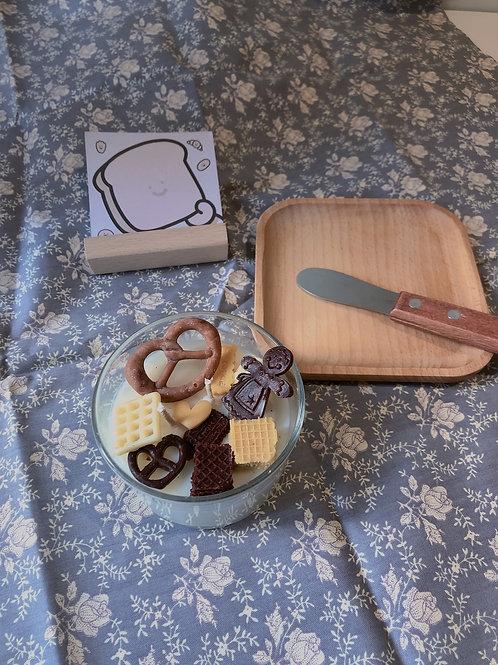 Dodi's breakfast set C
