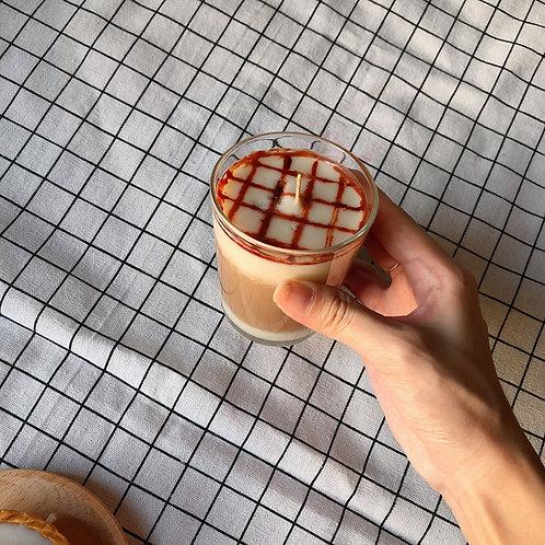 Caramel macchiato double shot