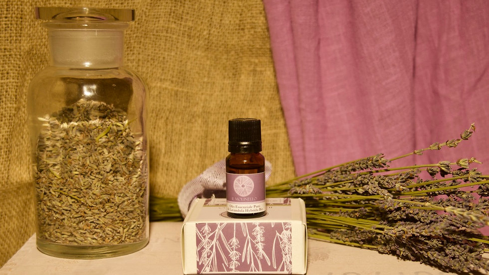 ORGANIC LAVENDER ESSENTIAL OIL 10 ml