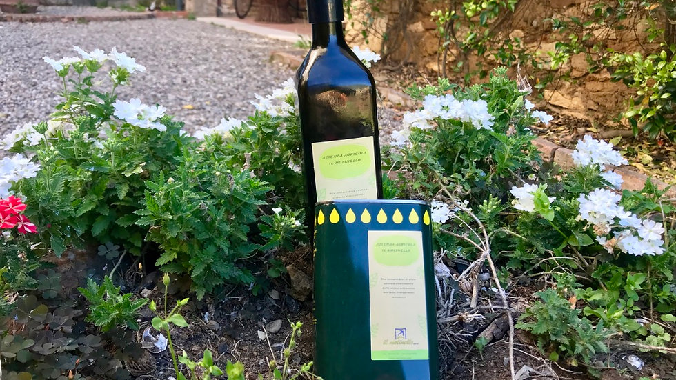 Extra Virgin Olive Oil 1 Liter