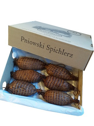 Polędwiczki z Pniowskiego Spichlerza
