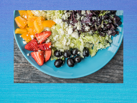 Wellness on the Go: Taking Flight Part 2: Eating Right