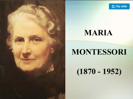 Raising children is not as simple as it sounds!12 tips from Maria Montessori to be the best parent.