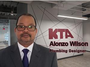 Welcome to KTA, Alonzo Wilson!