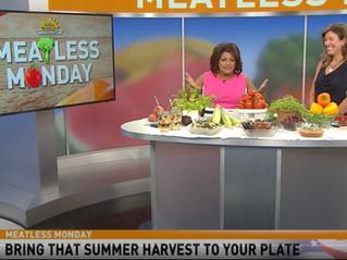 Garden-based recipes for your spring harvest