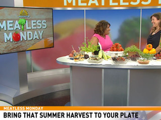 Meatless Monday: Recipes to bring that summer harvest to your plate