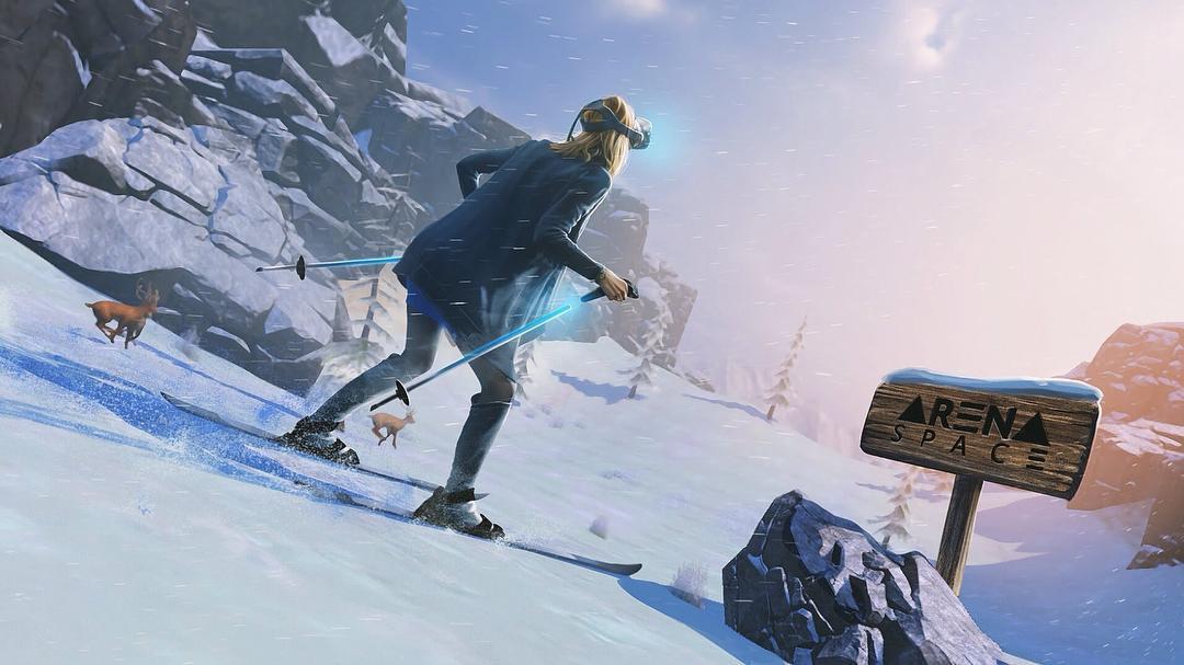 סימולטור סקי