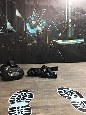 HTC VIVE tower tag