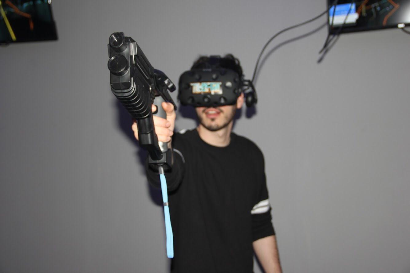 שעה וחצי משחק במציאות מדומה