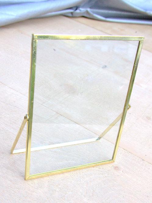 Gilded Floating Frame