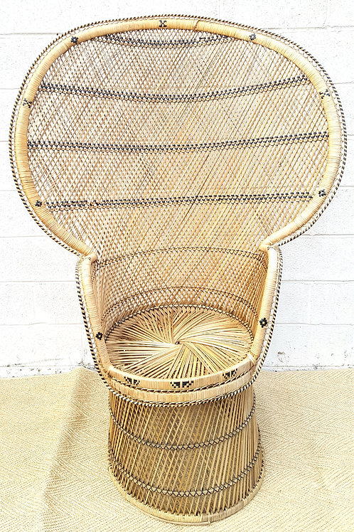 Bohemian Peacock Chair