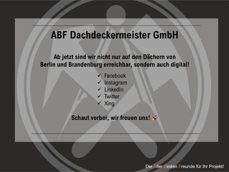 ABF ist jetzt Online !