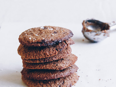 the best (and the first ones) chocolate cookies ever!