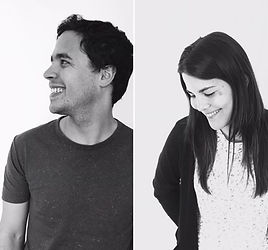 We are Sónia and Diogo, we're from Lisbon and love all about Food!