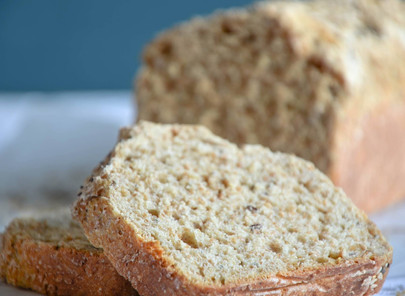 Whole wheat bread: scent of freshly baked bread