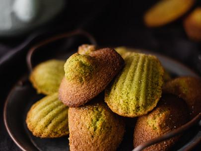 moringa madeleines