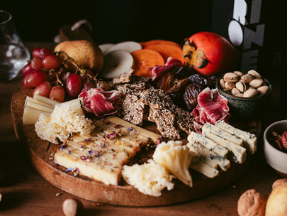 new year's eve cheeseboard