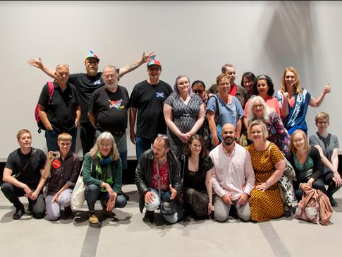 We Are Stronger Together! -Tim Saarinen