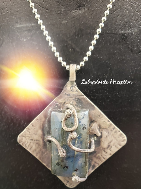 Labradorite Perception