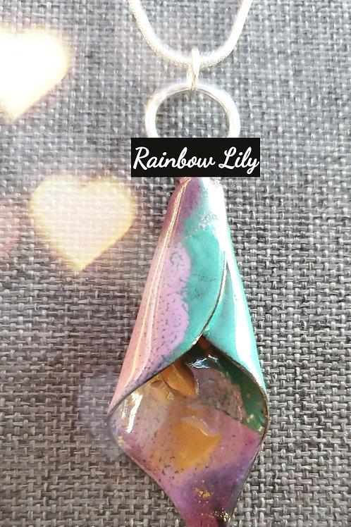 Rainbow Lilly
