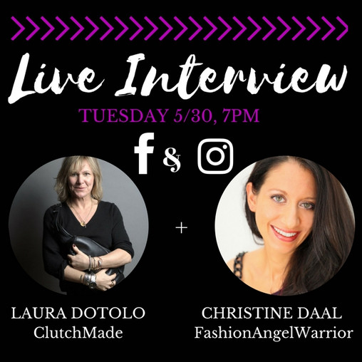 Podcast on Tuesday, get an inside look on the world of fashion!