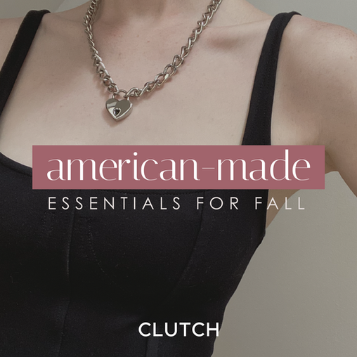 Let's talk about American made