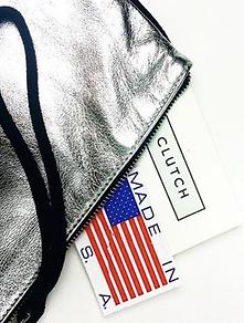 laura dotolo, made in USA, new york city, handbags, duffel bag, coin bag, envelope bag, tote