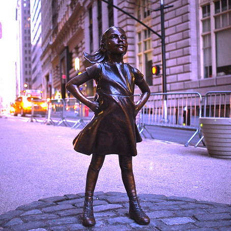 How to be a 'Fearless Girl' Maker