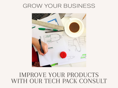 Our new tech pack consult