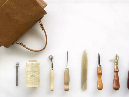 Clutch made: factory of the garment district