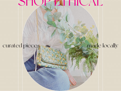 Shop our sustainable & ethical marketplace
