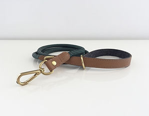 dog leash; made in USA