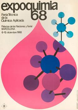 •Cartell_Expoquin¡mia_1968,_Ernest_Moradell