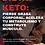 Thumbnail: DIETA KETO: Pierde grasa, acelera tu metabolismo y construye músculo.