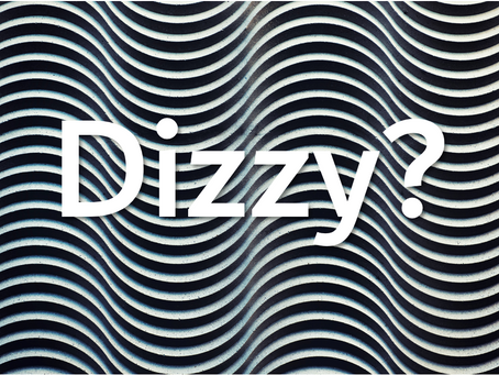 Don't just live with Dizziness -