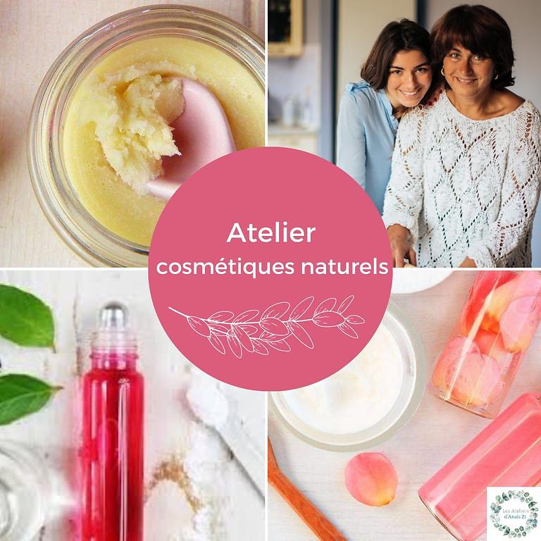 Atelier cosmétiques, structure privée : Fabriquer ses cosmétiques naturels Bio