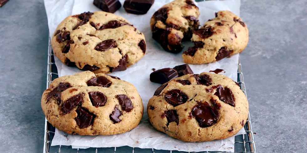 Complet! Atelier cuisine spécial Vacances: découverte des laits végétaux et cookies zéro déchet aux pépites de cholat