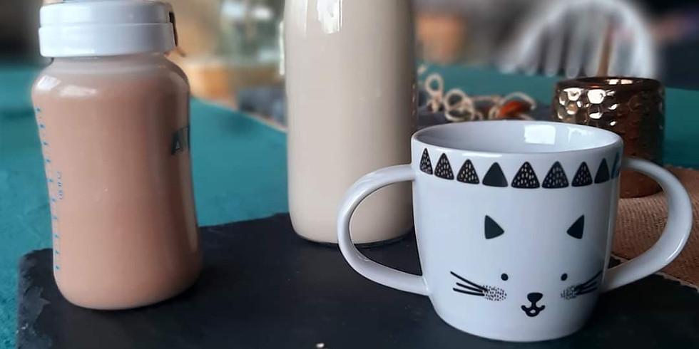 Atelier cuisine zéro dechet et laits végétaux bio