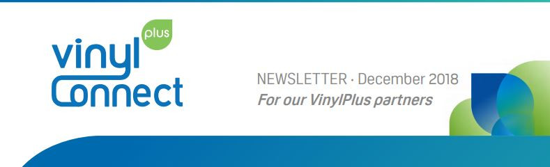 Vinyl Plus Newsletter December 2018