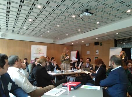 polynSPIRE contributes to the HARMONI Summit