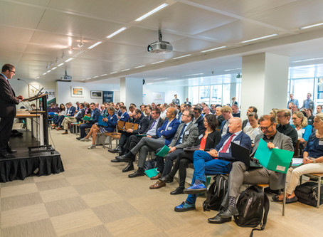 polynSPIRE contributes to the EUROPEAN CHEMICAL RECYCLING CONFERENCE 2019