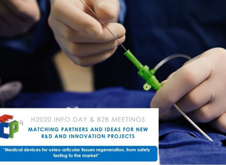 EU Funding Opportunities for Polymer Research on Medical Devices