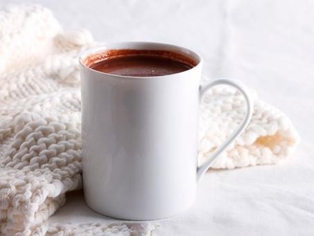 Los superpoderes del chocolate caliente
