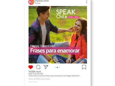 Speak Chile | Instituto de Idiomas