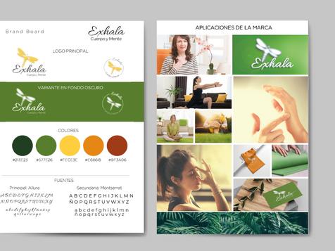 Exhala | Yoga y Terapia