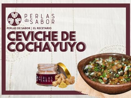 Ceviche de cochayuyo